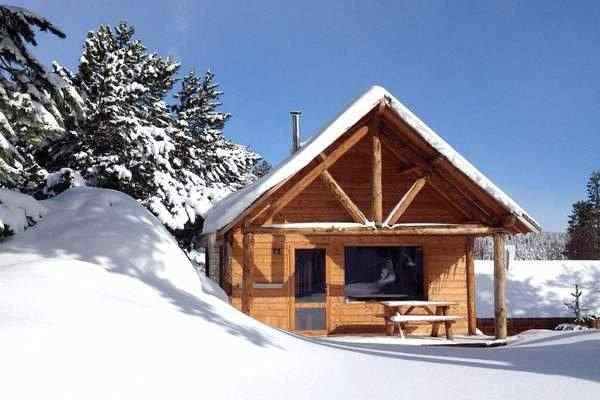 De hut