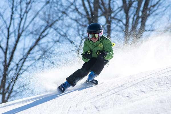 Esquí alpino o nórdico