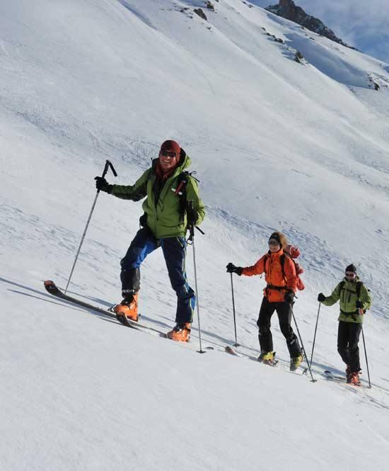 Le ski dans tous ses états !