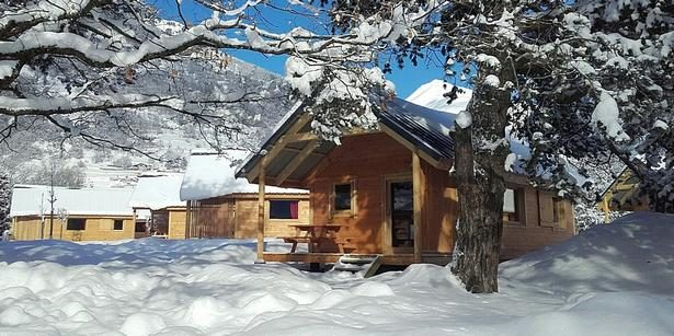 Where to find our Chalets this winter?