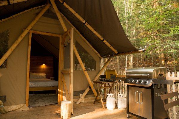 Trapper Duo village Tent