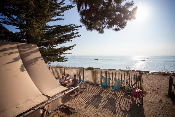 Tenda Toile & Bois Riva Mare Spiaggia