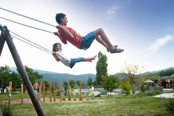 4H d'activités par jour en été !
