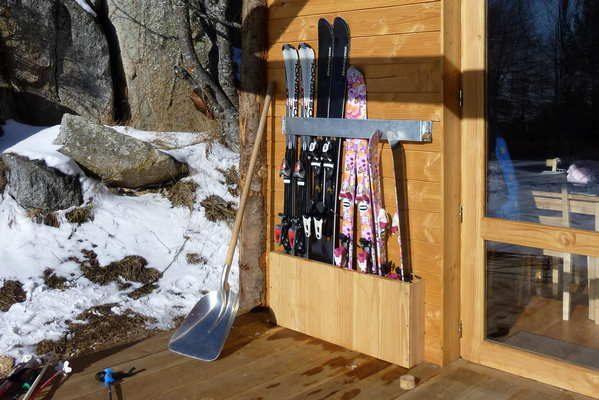 Rejilla de esquí