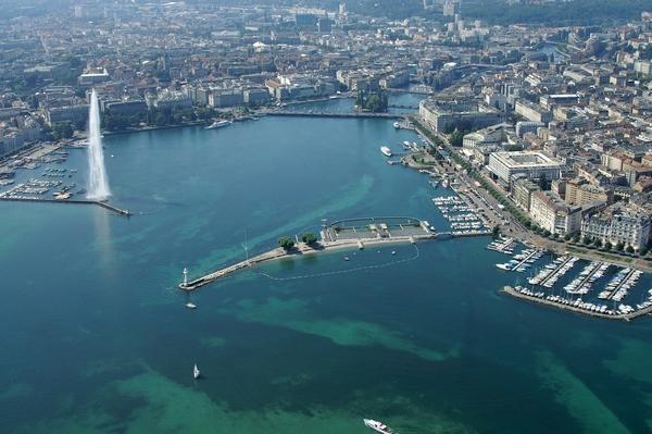 Switzerland, Geneva & Pays de Gex