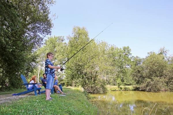 Taller de pesca