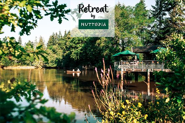Découvrez Retreat by Huttopia