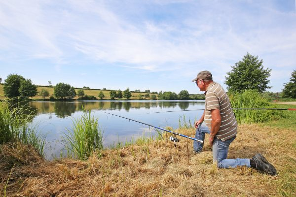 Iniciación pesca