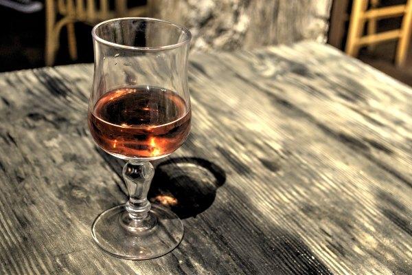 Pineau en Cognac van Ile de Ré