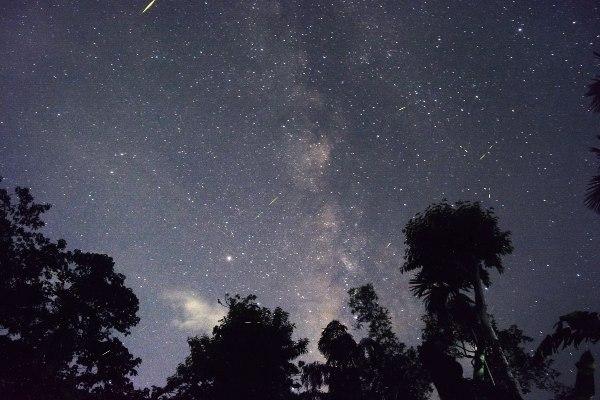 Astro-mythological night walk