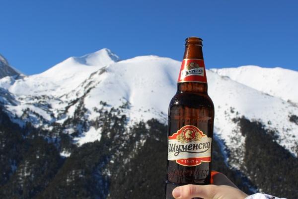 Alpen aperitief