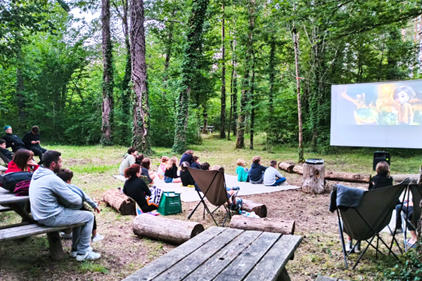 Cinema en plein air