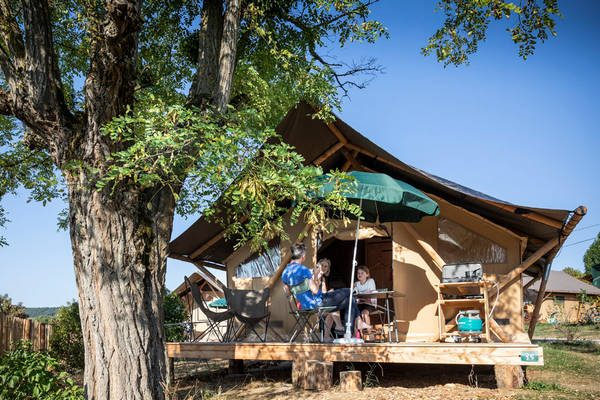 Trapper's Tent