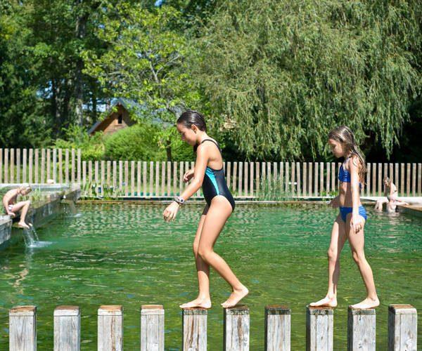 Swimming In All Its Forms Swimming Pool Sea River Huttopia